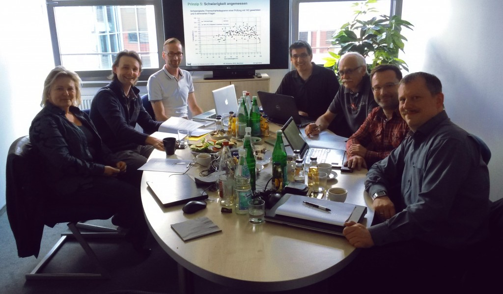 Bild IREB Meeting