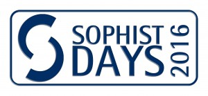 SOPHIST DAYS 2016 Logo zentriert small