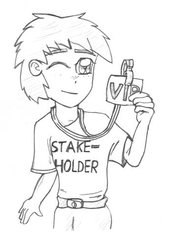 VIP-Stakeholder